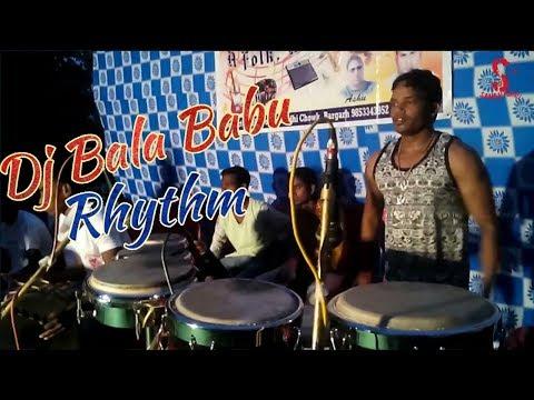 Dj Bala Babu Instrumental Orchestra Rytham Song