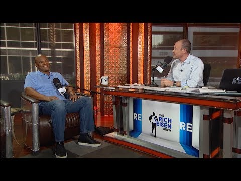 Pro Football Hall Of Famer Warren Moon Joins the Rich Eisen Show In-Studio   Full Interview   9/8/17