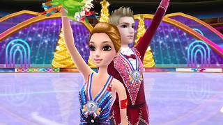 Ice Skating Ballerina - Dance Challenge Arena - BaoYen Gameplay Android