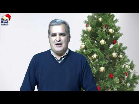 Mensagem de Boas-Festas do presidente de Castelãos e Vilar do Monte (Onda Livre TV)