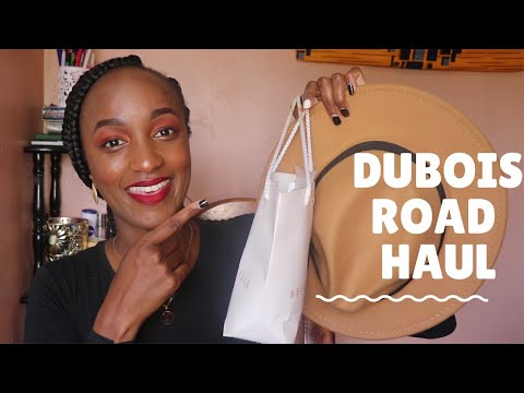 DUBOIS ROAD HAUL (THE CHEAPEST JEWELLERY/ ACCESSORIES IN NAIROBI) +Prices