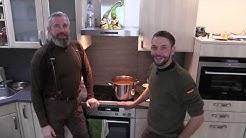Wildgulasch kochen mit Werner Steckmann #Wildkochen #Werner Steckmann