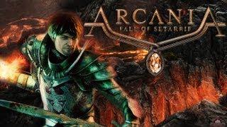 Arcania: Fall of Setarrif Gameplay (PC HD)