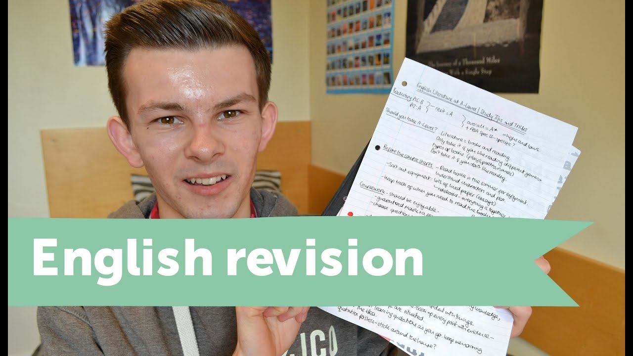 What is A-level English Literature like?