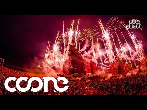 Hardstyle Drops Only - Coone @ Defqon. 1 2017