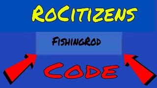Roblox Ro Citizens Simulator Code 2018 Working Ro Citizens Code)Code for RoCitizens !!!