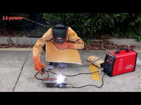 Тест на количество  электродов для аккумуляторного сварочного аппарата АСА ARC-140i