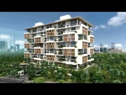 77° SKY Walk through - Exclusive Luxury Duplexes in Bangalore
