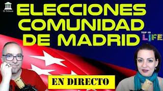 Elecciones Comunidad de Madrid Tributertulias