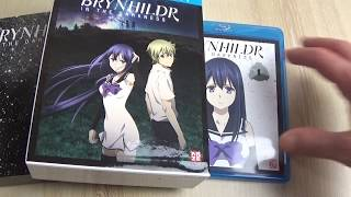 Brynhildr In The Darkness Anime Blu-ray Review