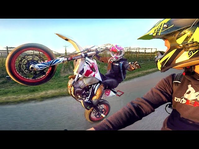 WE WILL NEVER STOP! | Supermoto is Freedom