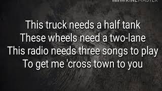 Gambar cover Luke Bryan-Knockin boots lyrics