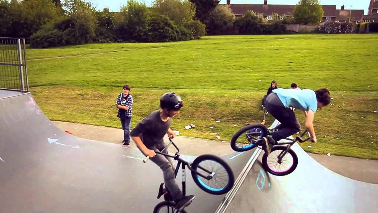 Yeovil Skate Park Montage 2012