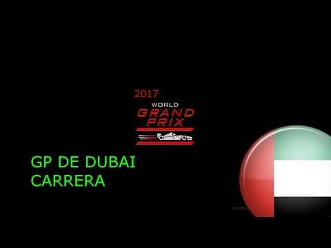 MM. World Grand Prix 2017. GP de Dubái (Carrera)
