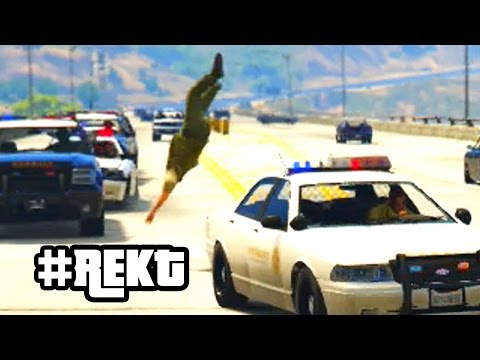 GTA 5 Funny Thug Life