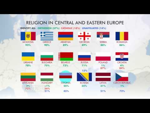Survey Says: Religion becoming more important in Central & Eastern Europe | Encounter