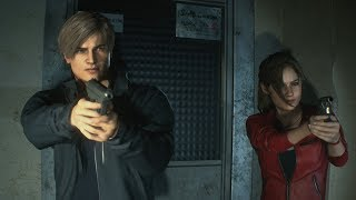 Napalm Plays: Resident Evil 2 (2019 Remake)