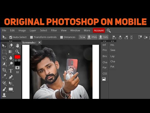 How To Download Original Photoshop In Android | How To Install Photoshop In Mobile