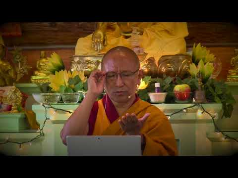26 Madhyamaka Through Metaphors with Geshe Dadul Namgyal: Conflicting Views of Reality 09-18-17