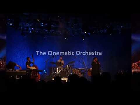The Cinematic Orchestra @ Studio Club, Cracow, Poland (April 25, 2015)