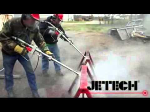 Jetech 40K Twin Gun operation! Twice the production!