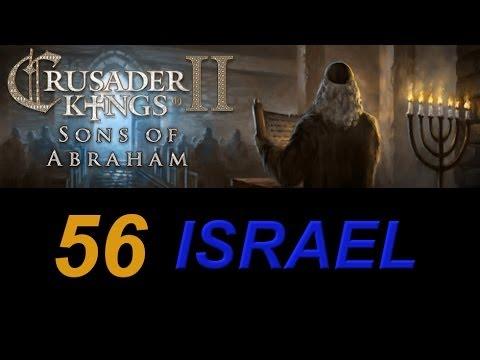 Crusader Kings 2 Israel 56 - Goodbye Damascus