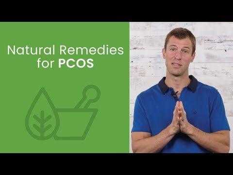Natural Remedies for PCOS  Dr Josh Axe