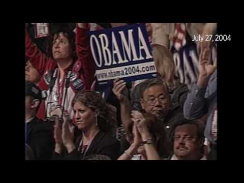 From the Archives: Watch Obama's 2004 Speech at DNC