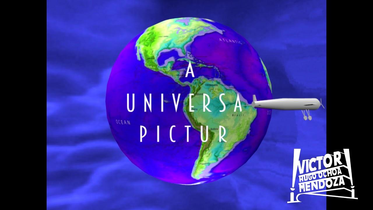 Universal Pictures logo 1927 remake (Color Version ...