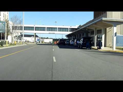 Bangor International Airport Terminal Tour