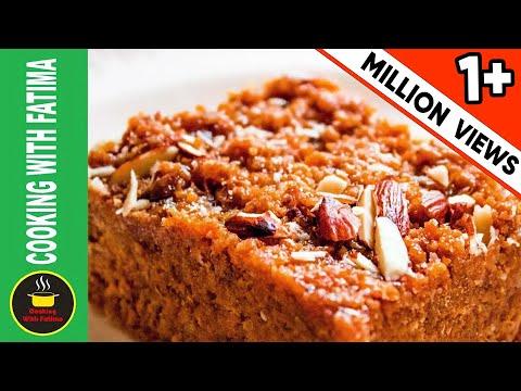 Multani Sohan Halwa Original Recipe by Cooking With Fatima