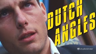 How to Use The Dutch Angle Shot [Cinematic Techniques in Film] #dutchangle