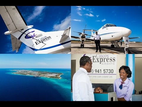 Turks and Caicos. Caicos Express Airways