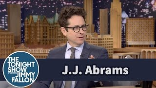 J.J. Abrams Broke His Back Trying to Rescue Harrison Ford