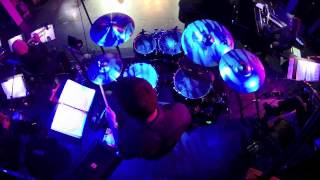 Free Ride - Drum cam (GoPro)