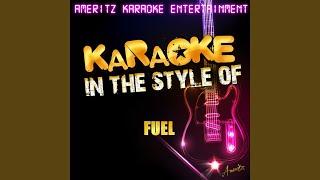 Wasted Time (Karaoke Version)