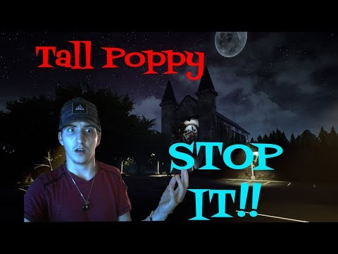 Tall Poppy | STOP IT!! Jump Scare (Horror Game)
