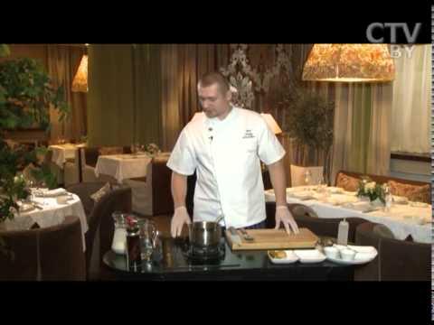 CTV.BY Готовим крем-суп из белых грибов с шеф-поваром Сергеем Фархутдиновым без регистрации и смс