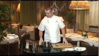 CTV.BY: Готовим крем-суп из белых грибов с шеф-поваром Сергеем Фархутдиновым