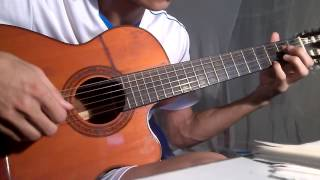 Anh Sẽ Quên guitar cover