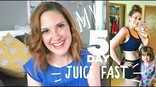 THE DAY AFTER MY 5 DAY JUICE CLEANSE   Before u0026 After Results, What I Ate and How I Feel