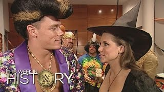 John Cena becomes Vanilla Ice on Halloween 2002: This Week In WWE History, October 29, 2015
