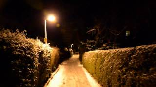 nikon d7000 low light video test