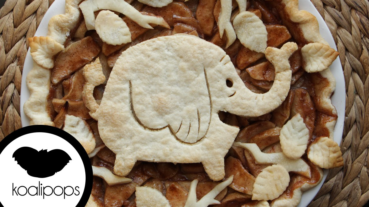 Adventure Time Tree Trunks Apple Pie How To Youtube