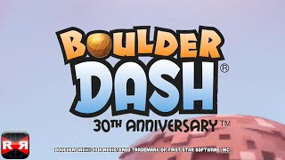 Boulder Dash 30th Anniversary (By Tapstar Interactive) - iOS - iPhone/iPad/iPod Touch Gameplay