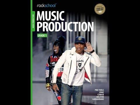 Rockschool Music Production - Grade 1 Technical Skills Tutorial