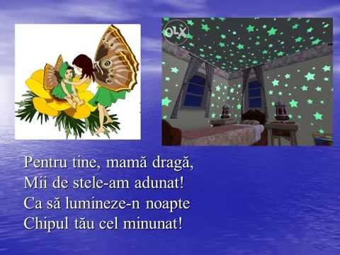 Cantec pentru mama - 8 martie