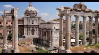 إيطاليا  الإيطاليون يحيون الذكرى 2770 على تأسيس روما على يد ريموس ورومولس في العام 716 ق.م