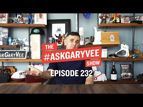 Thumbnail: The Law of Attraction, Importance of Sales Skills & Working Smarter | #AskGaryVee 232
