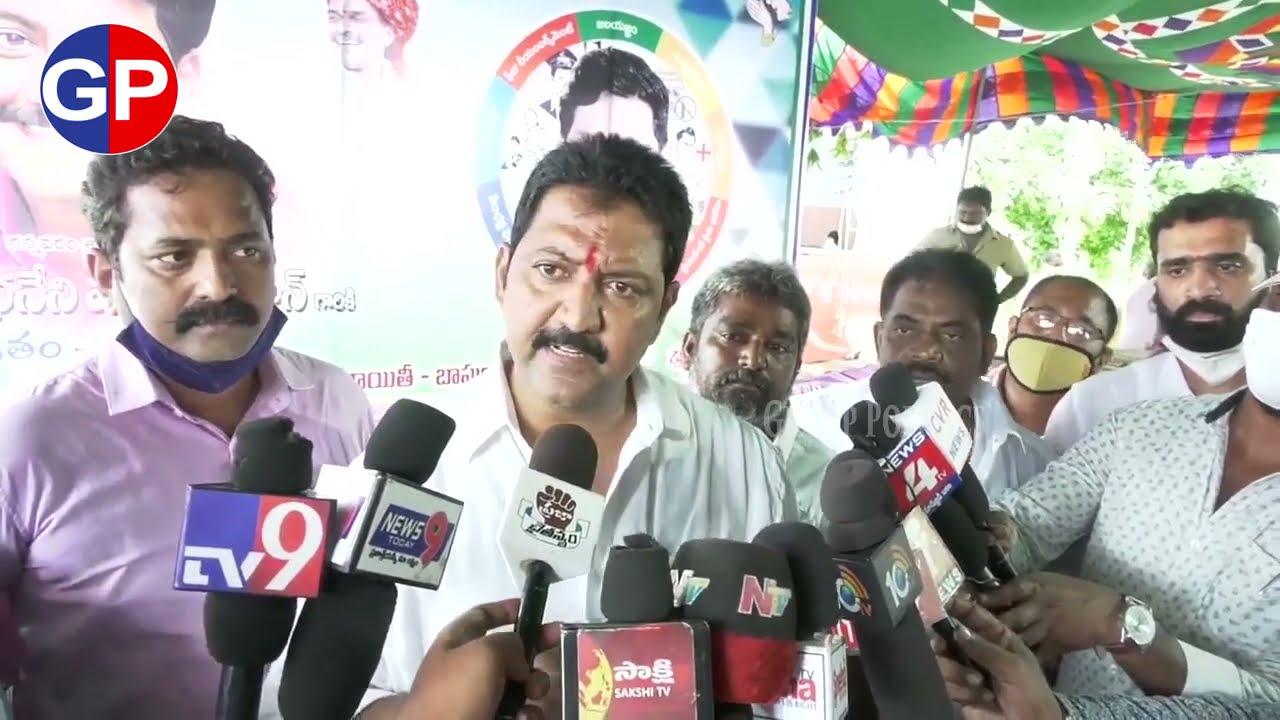 Vallabhaneni Vamshi Comments On Raghurama Krishnam Raju   Group Politics